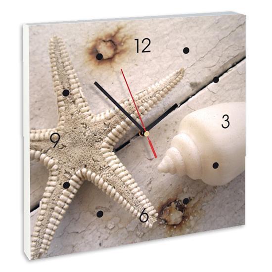 Tableau Horloge Mer-0