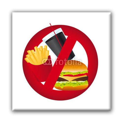 No fast food-0