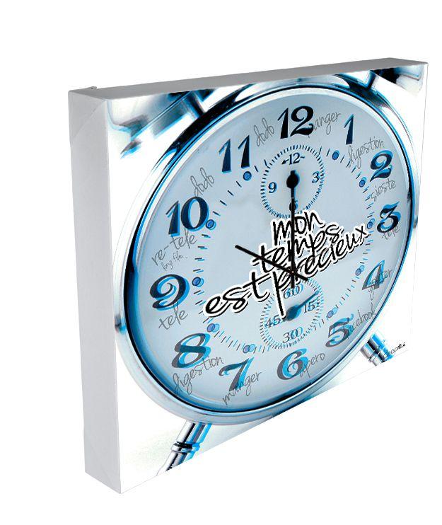 horloge réveil 2-0