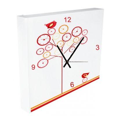 horloge arbres oiseuax bizarre-0