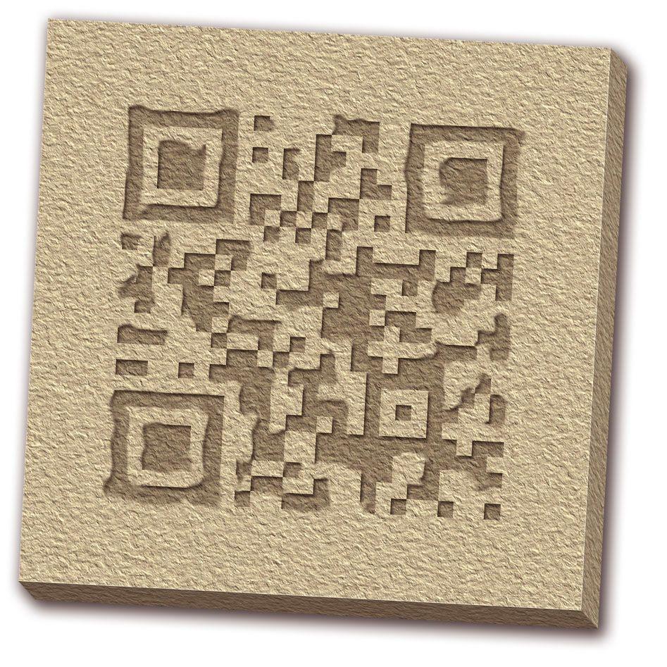 tableau qr-code sable-867