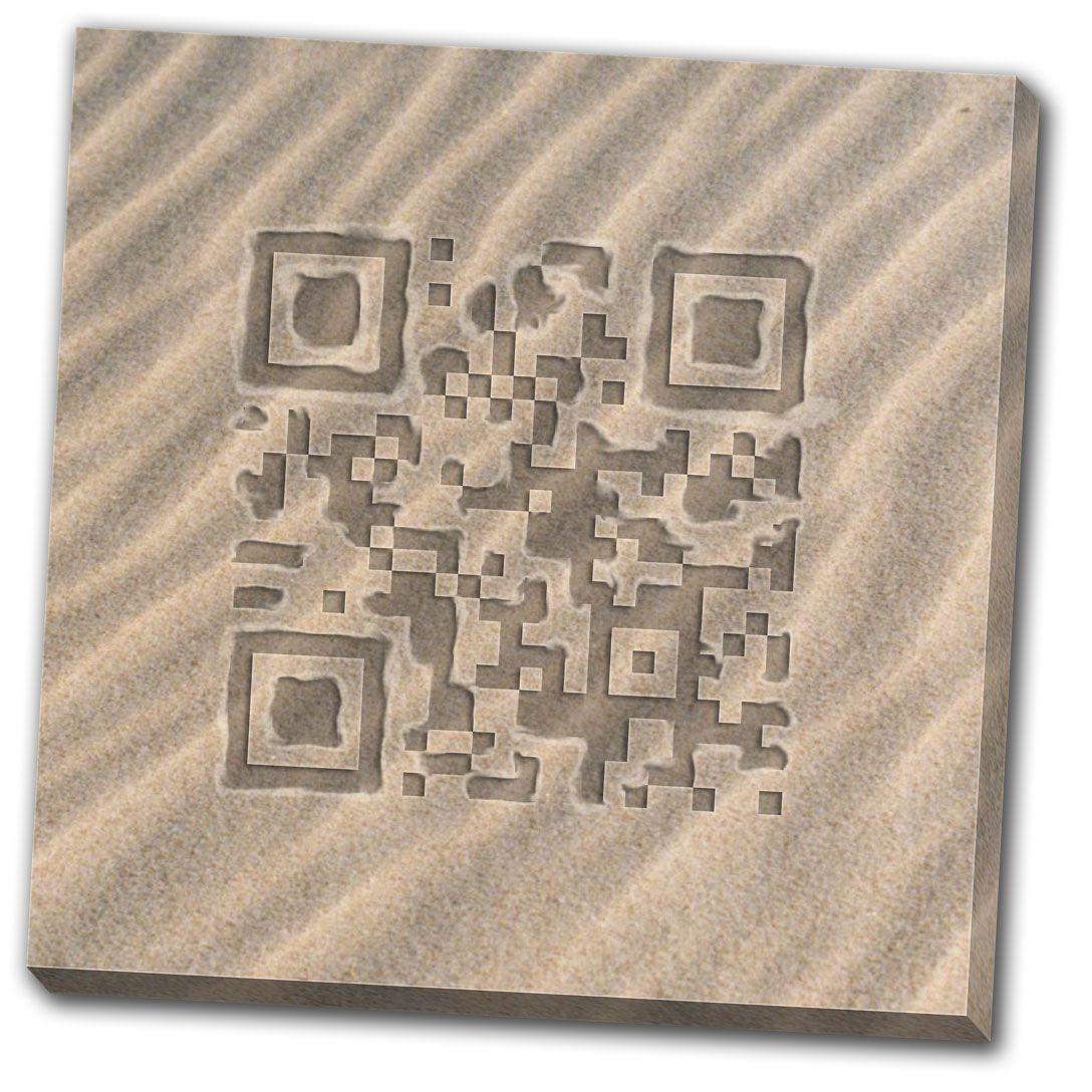 tableau qr-code sable-0