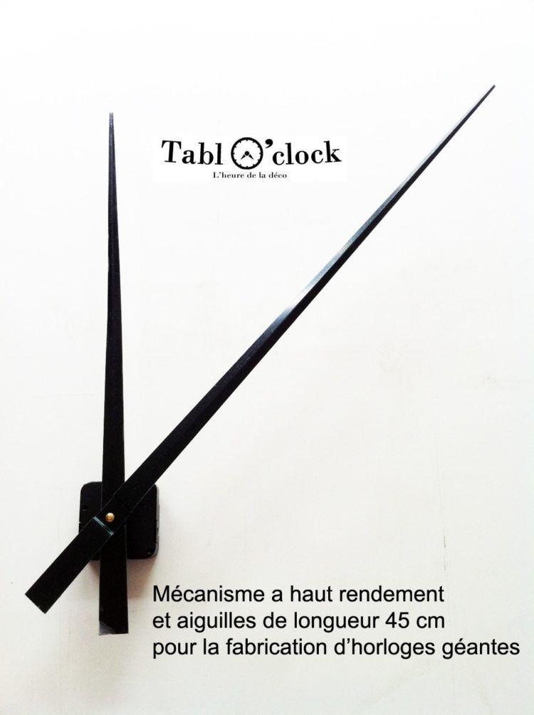 Mécanisme d'horloge géante-0