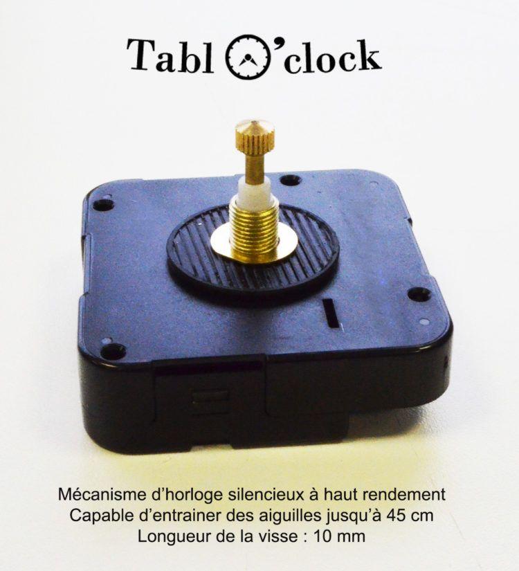 Mécanisme d'horloge géante-1137
