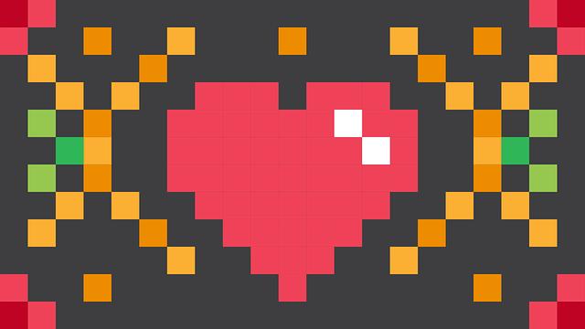 Découverte Du Pixel Art Wallprintfr