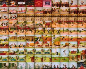 Assemblage de captures de film pour faire un tableau