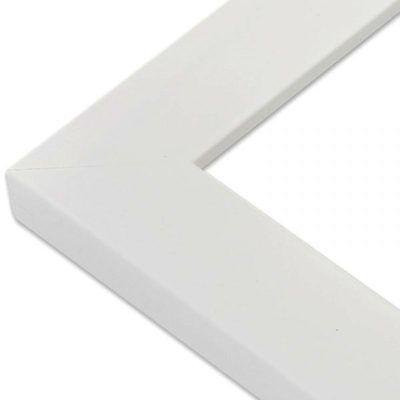 Plat blanc